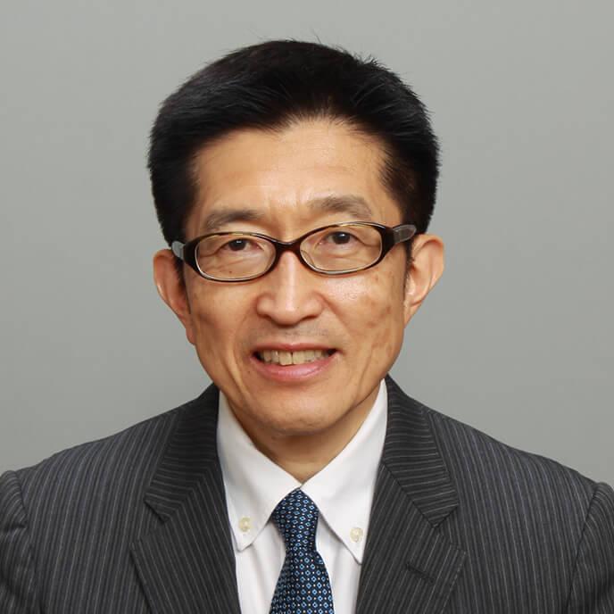 教授 波呂浩孝