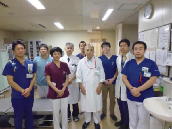 県立中央病院について