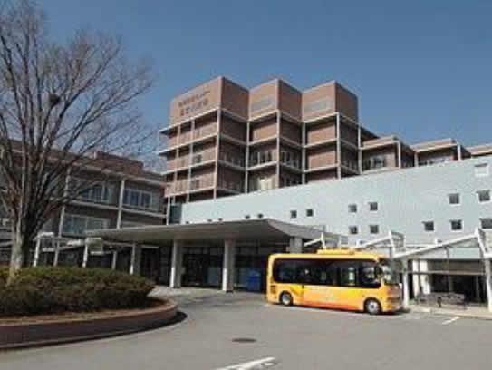 峡南医療センター富士川病院について