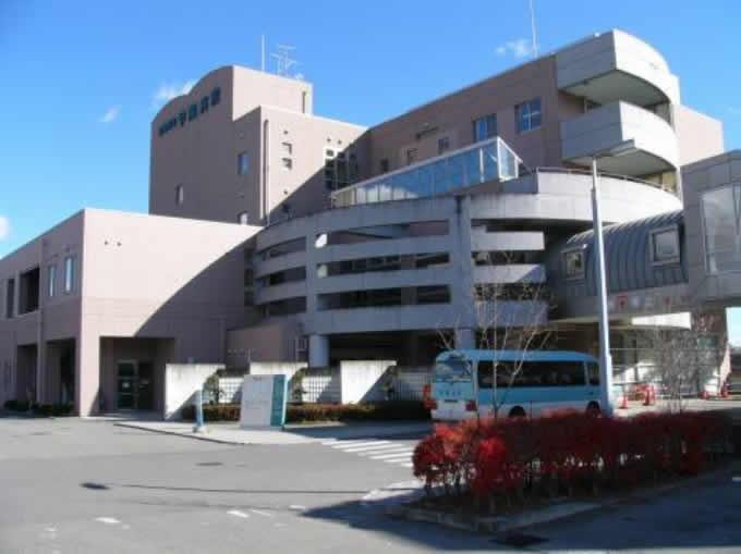 北杜市立甲陽病院について